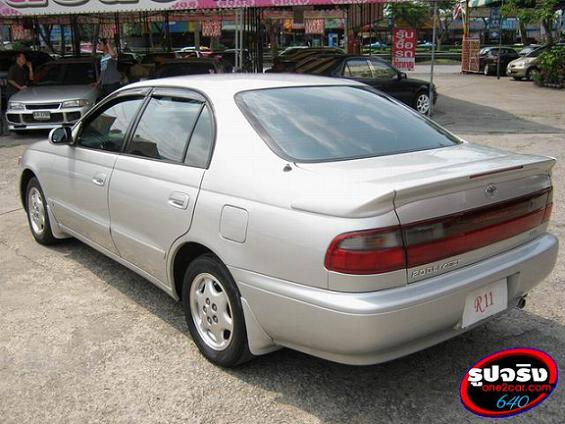 View of Toyota Corona 2.0. Photos, video, features and tuning. Www