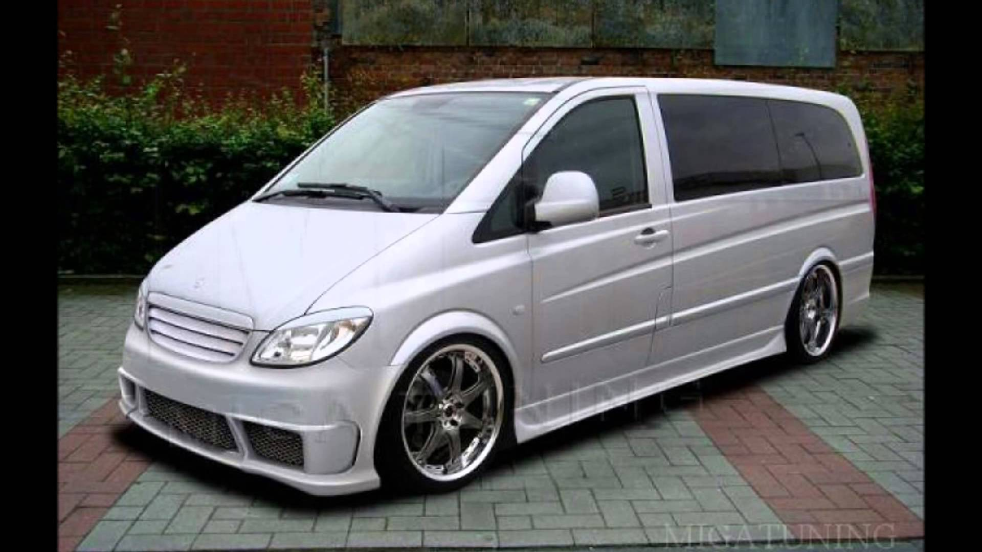 Vito Mercedes Body Kit