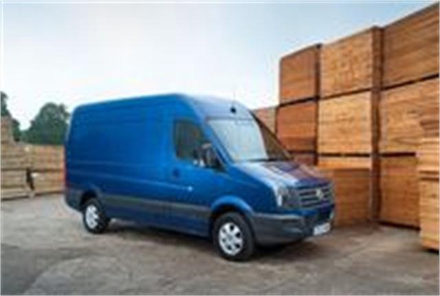 Volkswagen Passenger Crafter Van