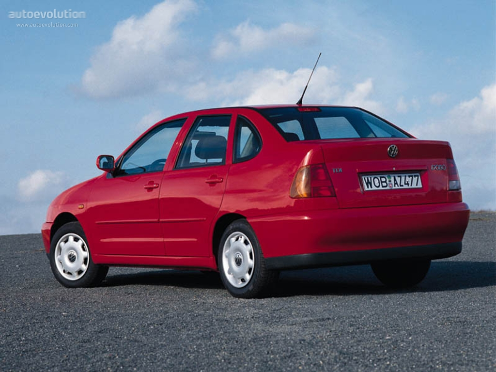 Volkswagen Polo Classic 1998