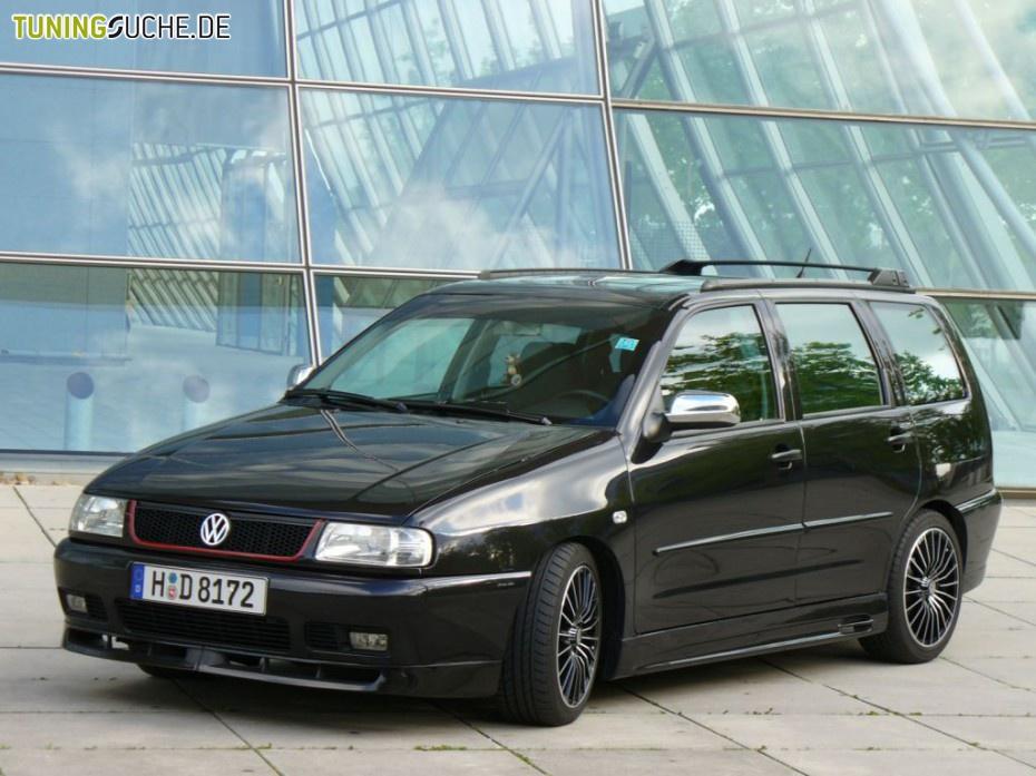Volkswagen Polo Classic 2001  Fotos de coches  Zcoches