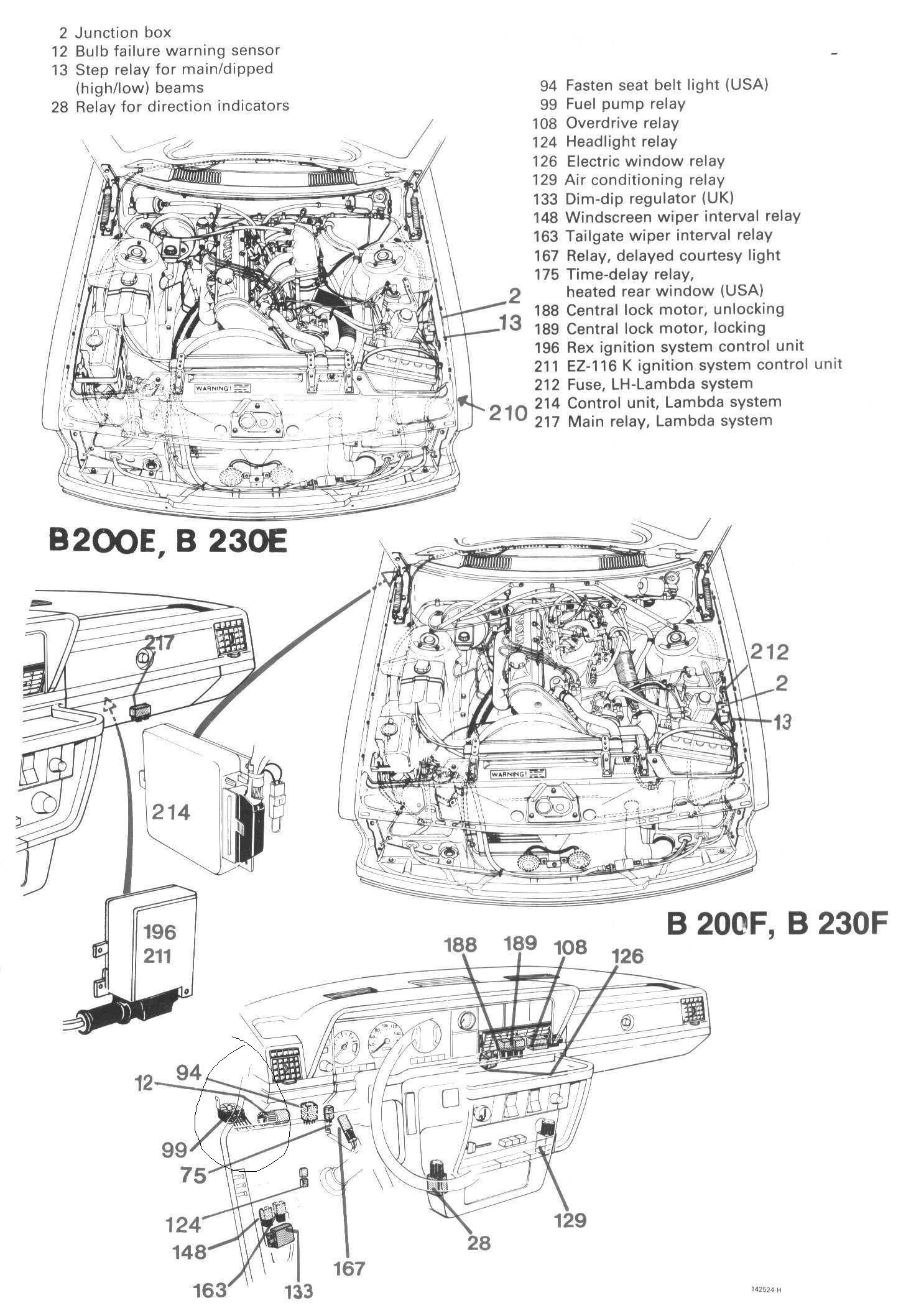 Volvo 240 Fuel Pump Wiring Diagram - Wiring Diagrams