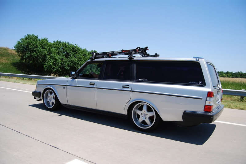 Volvo 240 Station Wagon