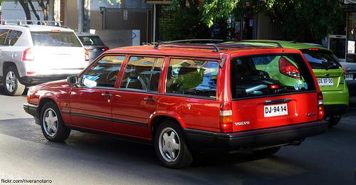 Volvo 940 GL 1991  Santiago. Chile by RiveraNotario