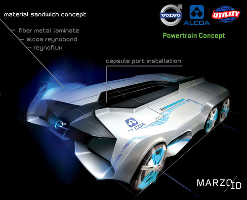 Volvo Aero Concept