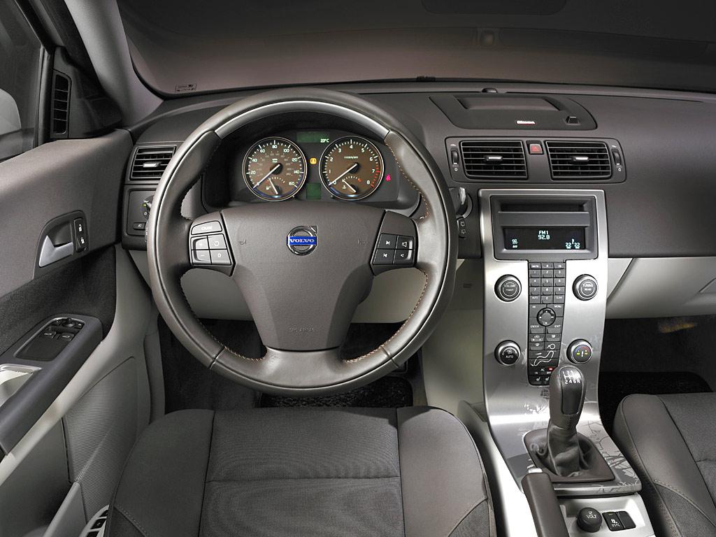 Volvo S40 Interior