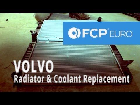 Volvo S60 Radiator Replacement
