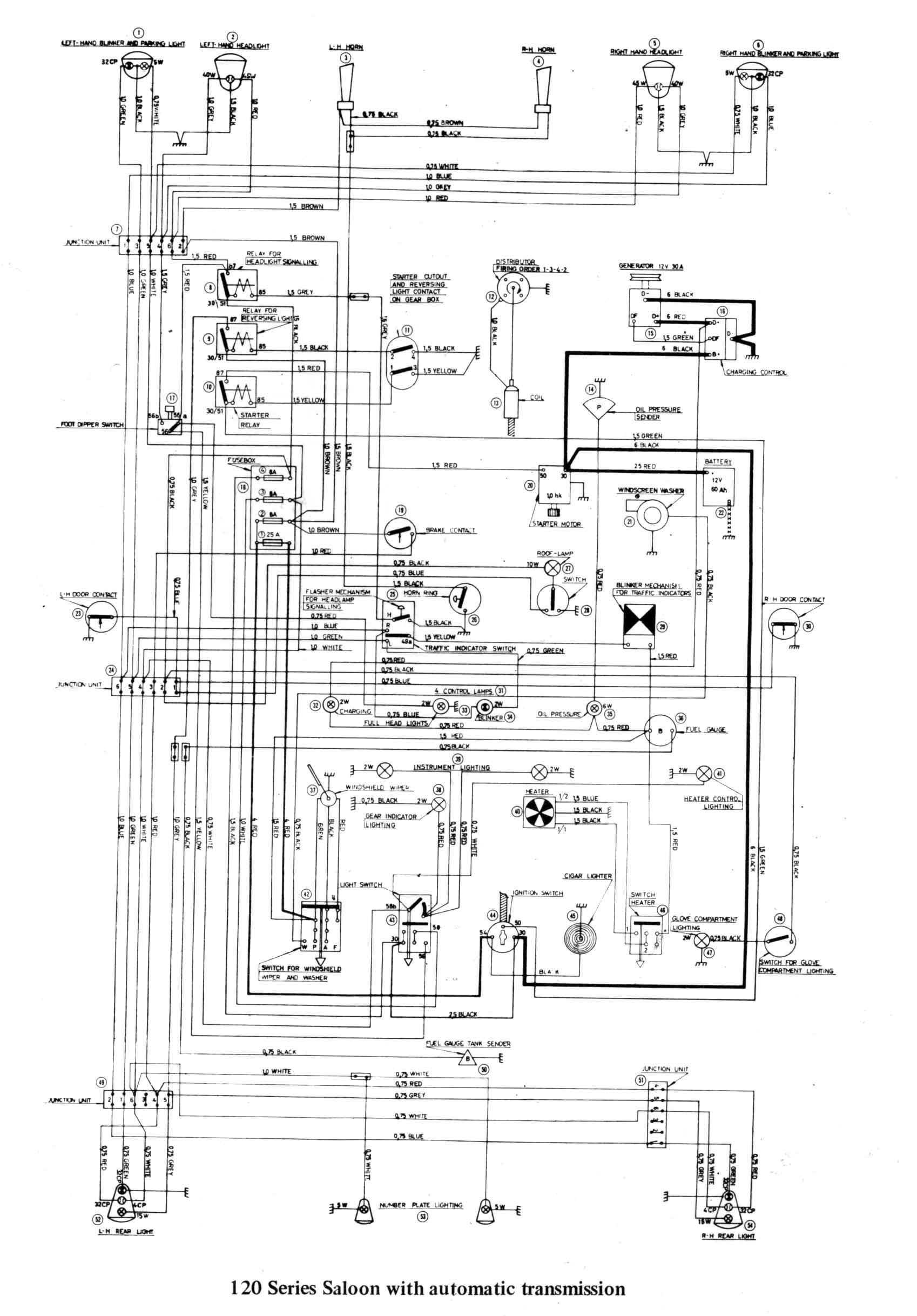volvo wiring diagrams image details