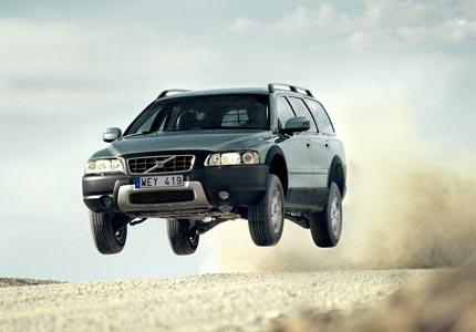 Volvo XC70: Volvo XC70 com visual atlético e agressivo