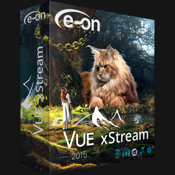 VUE xStream provides a unique, unmatched solution for creating and