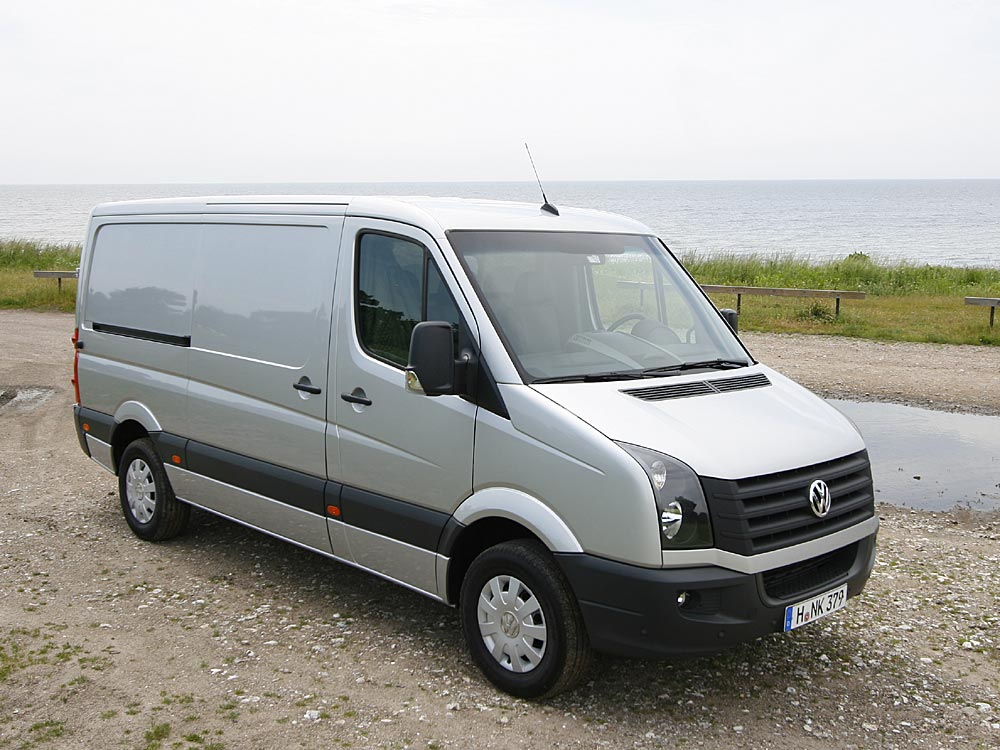 Vw Crafter Blueprint Eps