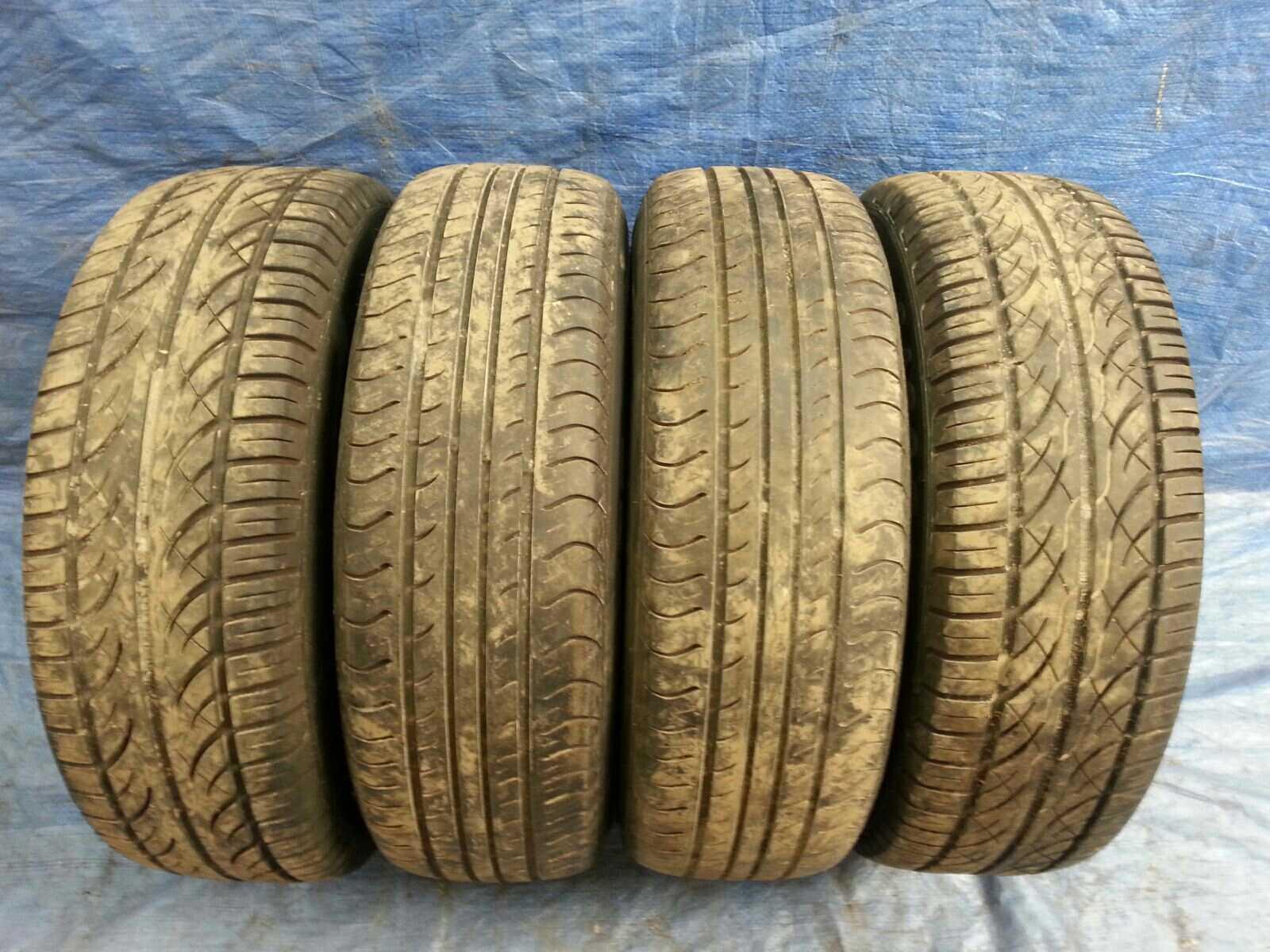 VW golf passat 15 inch 5 stud 5x100 alloy wheels with tyres | eBay