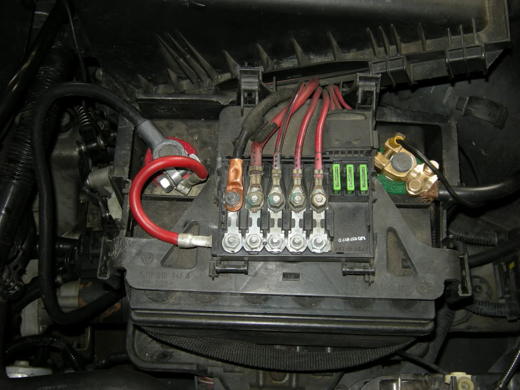 2003 Jetta Fuse Box Battery Wiring Library Vw Diagram