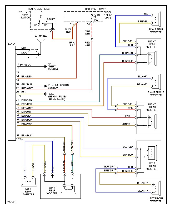 vw jetta radio wiring diagram UgclVSU 2005 chevy silverado 1500 radio wiring harness wirdig 2011 jetta stereo wiring harness at edmiracle.co
