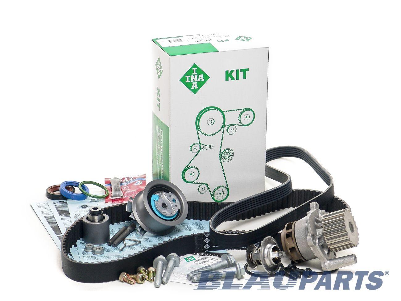 Vw Jetta Tdi Timing Belt Kit Image Details