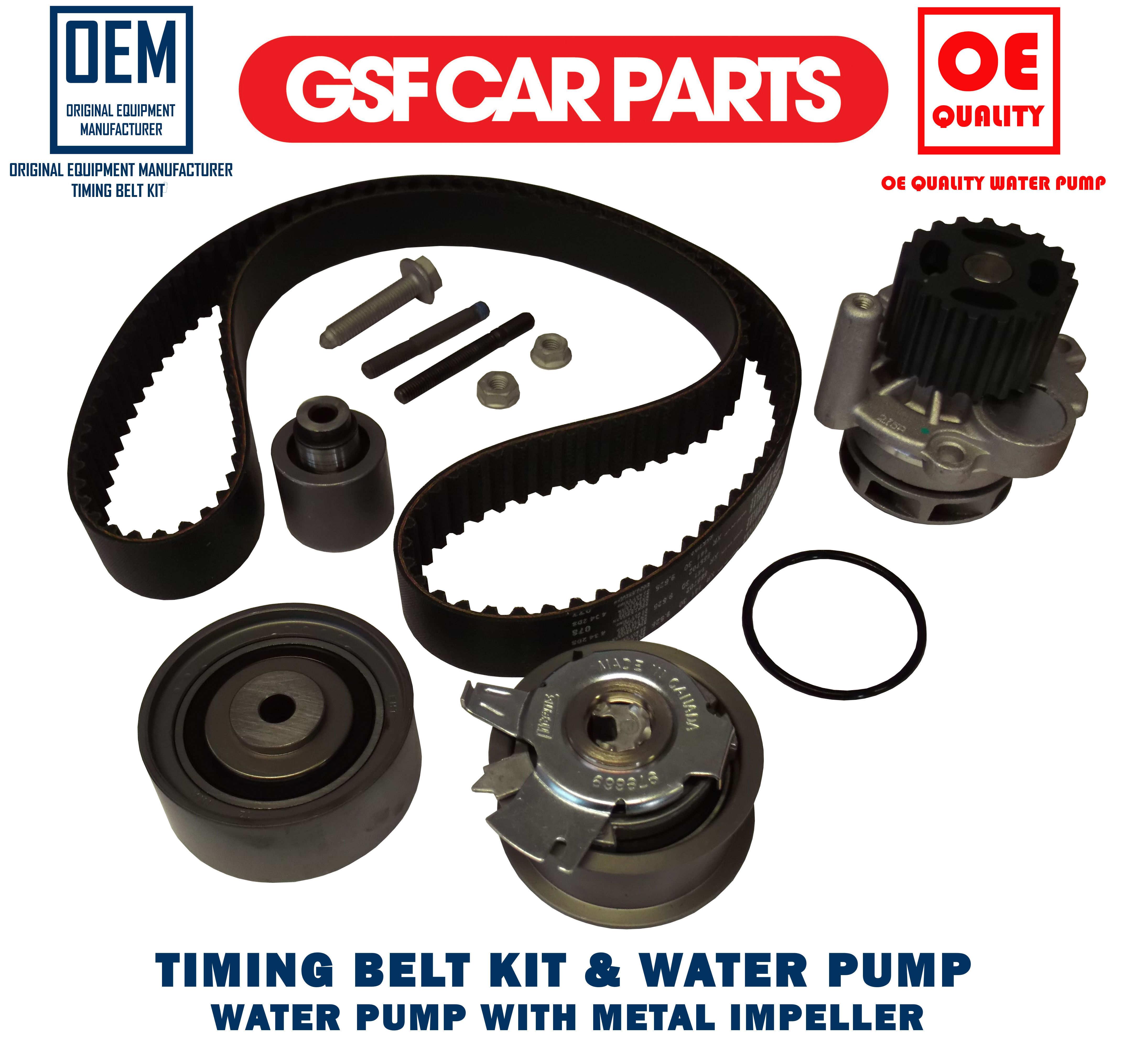 VW Jetta TDI Timing Belt Kit eBay