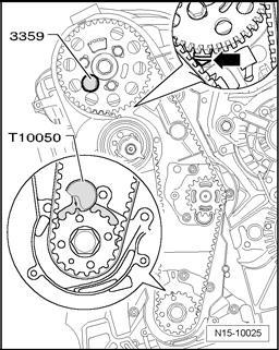 VW Jetta TDI Timing Belt Kit