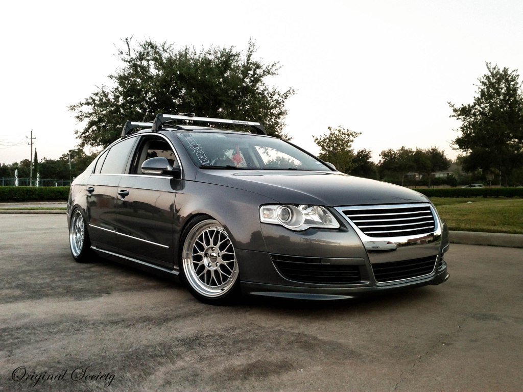 VW Passat B6: Came a long way!!  HoustonImports.com