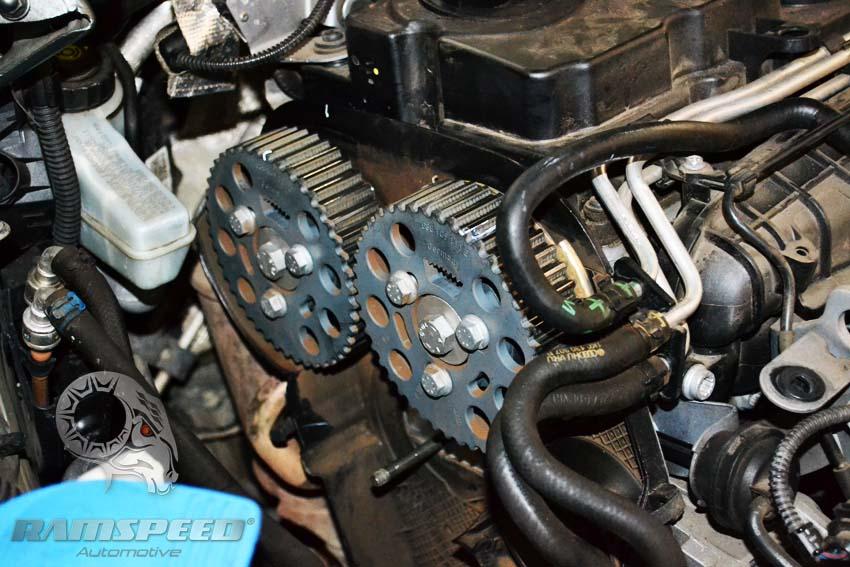 2002 Vw Passat Timing Belt Replacement Image Details