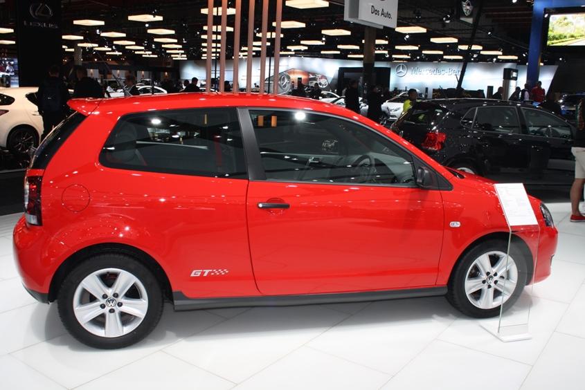 VW Polo Vivo GT