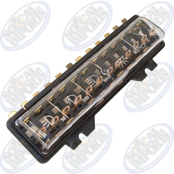 72 vw fuse box wiring diagram72 vw beetle fuse box wiring diagram detailed