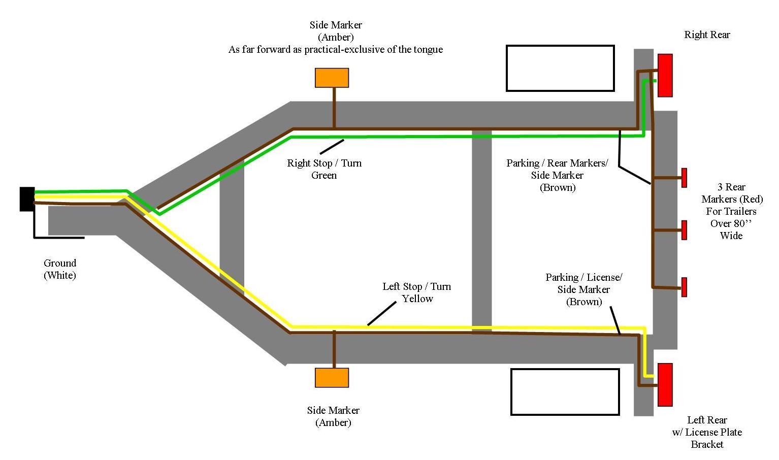 VW Tail Light Wiring Diagram