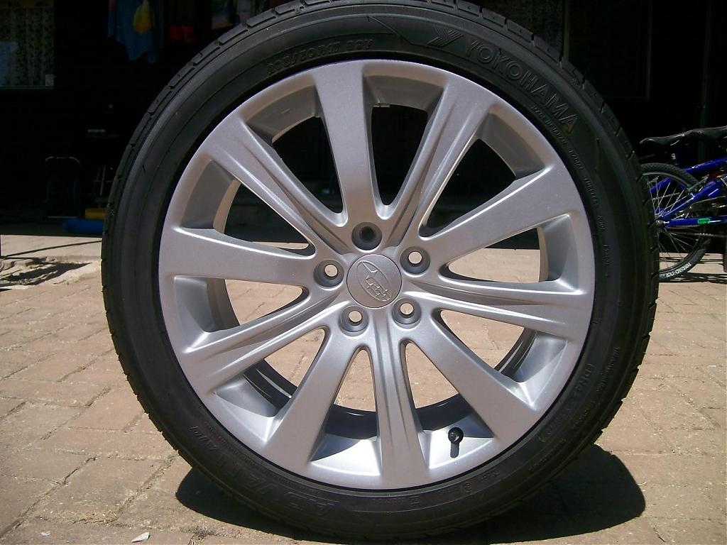 Wheel Tires On 17 Inch Rim Pictures