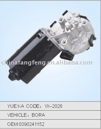 Wiper Motor For Bora Vw  Buy Wiper Motor,Auto Wiper Motor,Windshield