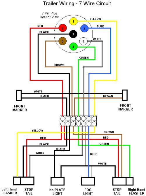 13 pin wiring diagram - image details, Wiring diagram