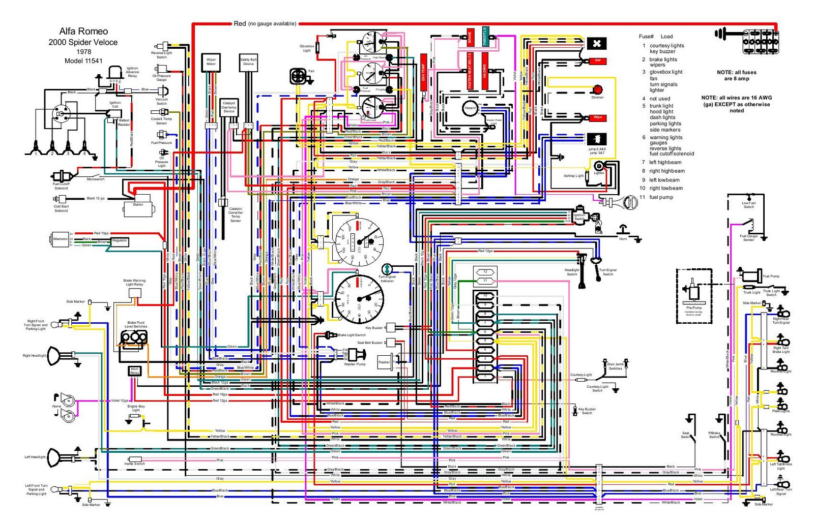 wiring diagram for 1978 alfa romeo spider CHaEWjz wiring diagrams cars readingrat net wiring schematics for cars at bayanpartner.co