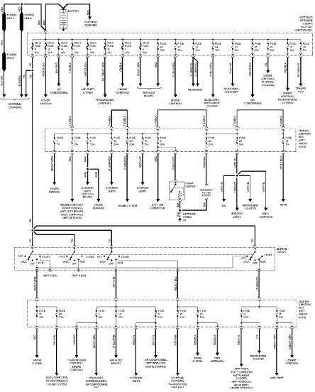 2002 pt cruiser speaker wiring diagram diagram 2002 pt cruiser wiring diagrams electrical