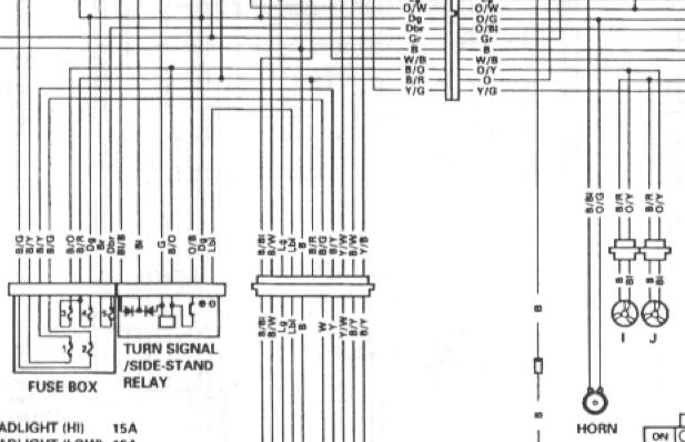 Suzuki Tl1000s Wiring Diagram - Wiring Diagram