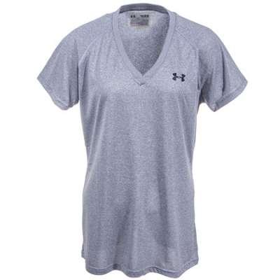 Women's Grey Under Armour Shirt