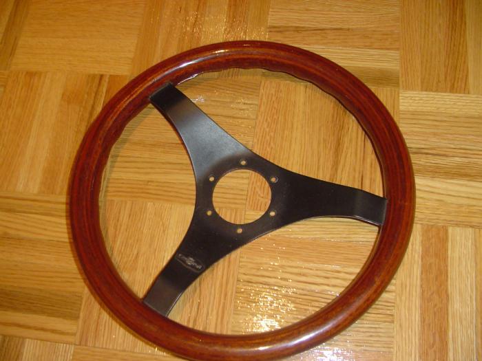 Wood Steering Wheels for Sale
