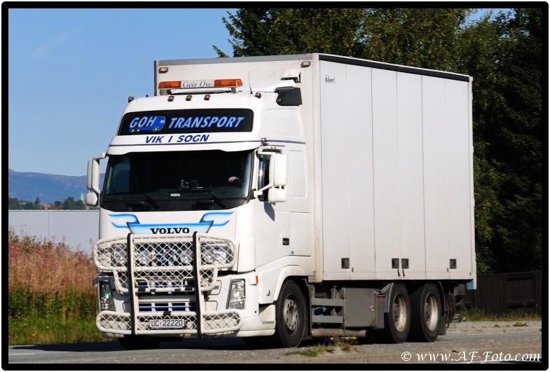 Wwwaf Fotocom Volvo Fm St95767 Sd25737 Thor Tenden Transport Pictures