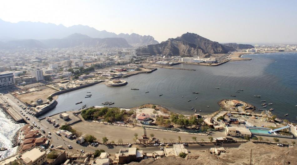 Yemen Aden City