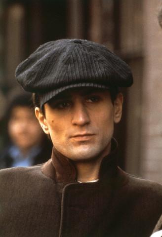 Young Vito Corleone Robert De Niro