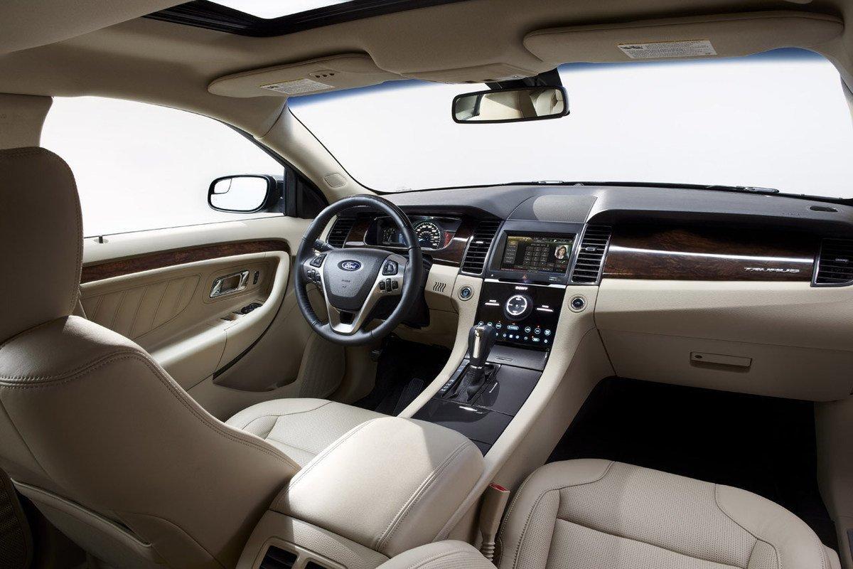 Zona Tacometro: Auto Show de Nueva York: Ford Taurus 2013 y Taurus SHO