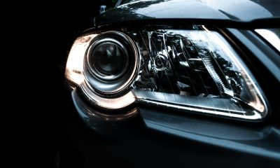 How to clean headlights?